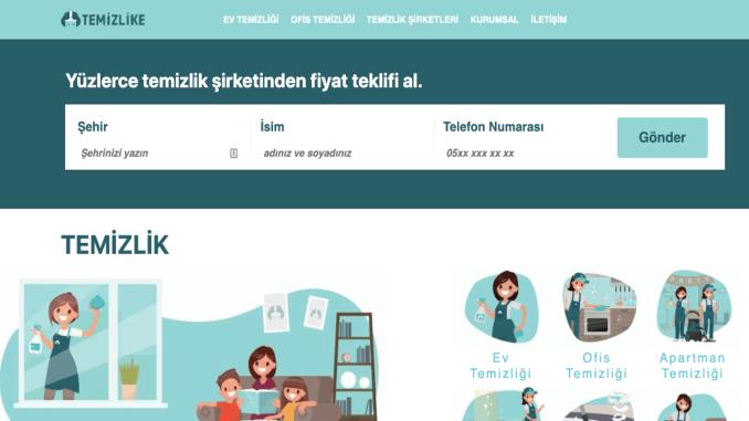 Почистващи компании в Измир