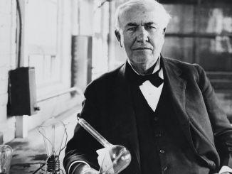 Siapa Thomas Edison