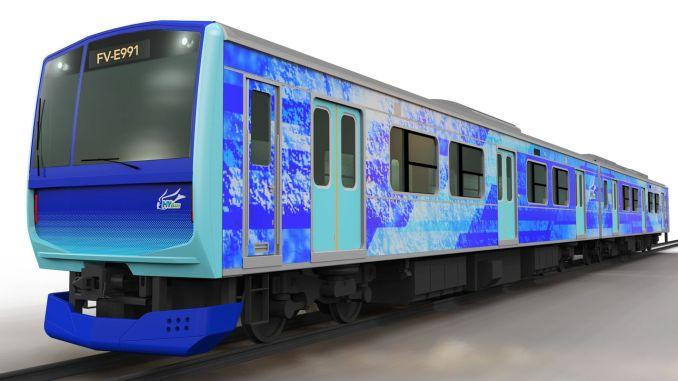 Toyota, Hitachi und East Japan Railway werden Hybrid-Eisenbahnfahrzeuge entwickeln