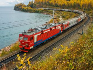 על הרכבת הטרנס-סיבירית