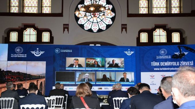 Countries Special Session Was Held at the Turkish Railways Summit