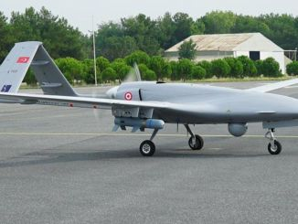 Ang mga Turkish UAV Engines ng Canadian Producing Company embargo sa Turkey