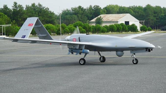 Turkish UAV Engines of Canadian Producing Company embargo on Turkey