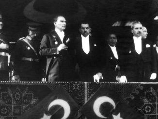 97-jarige Republiek Turkije