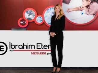 Türkiye'nin İlk İlaç Firması İbrahim Etem-Menarini'de Üst Düzey Atama