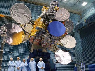 Türksat 5A Satelliet ontvangen