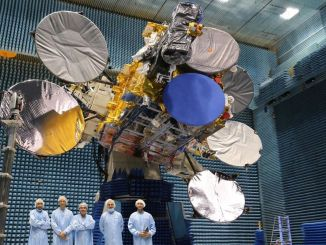 Türksat 5A Satellite Received