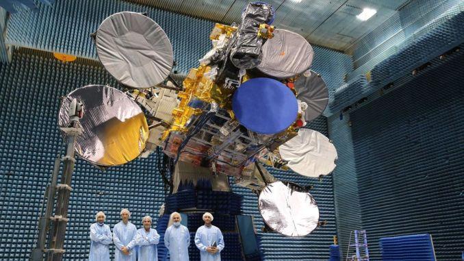 לווין Türksat 5A התקבל