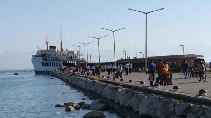 Rekonstrukcija obalne ceste Van Ferry Pier