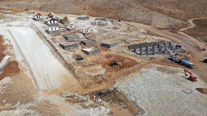 Im Yedikuyular Ski Center werden Unterkunftsmöglichkeiten geboten