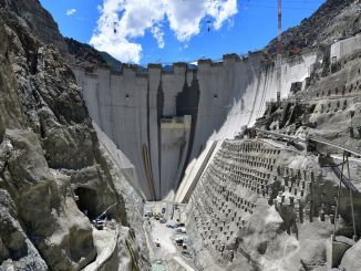 Yusufeli Dam zal volgend jaar water gaan vasthouden