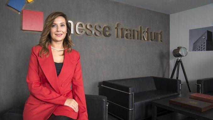 messe frankfurt year celebrates its anniversary in Turkey