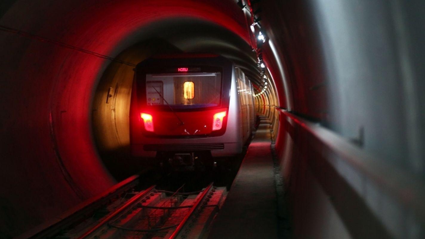 Ankara Metro Rail Finishing Service งานซื้อ