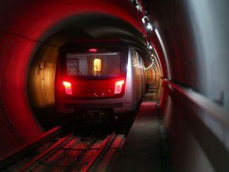 Ankara Metro Rail Finishing Service Purchase Work