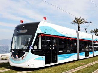 İzmiri ühistranspordi tundide pandeemiline seade
