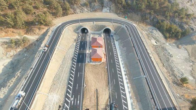 Kahramanmaras Goksun Road Trafige Opened