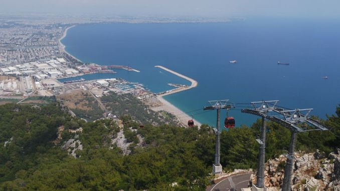 Tunektepe Cable Car Free to Teachers in November