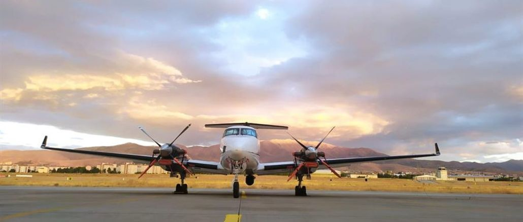 bemannte Notfall-Erkundungsflugzeuge, die dem Korpus anvertraut wurden