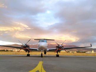 מטוסי חקירה מאוישים לחירום שהופקדו על הקורפוס