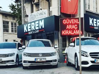 Wypożyczalnia samochodów Adana Vip