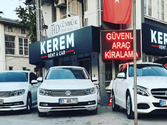 Car Rental Locations in Adana