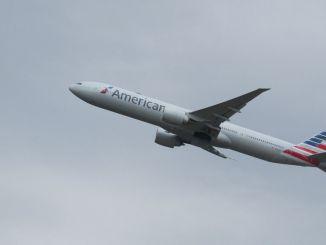 สายการบินอเมริกันเริ่มเที่ยวบินจินใหม่