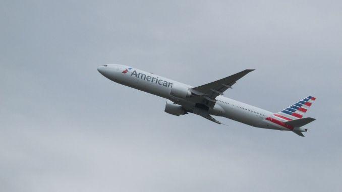 ameriške letalske družbe so znova začele lete z ginom