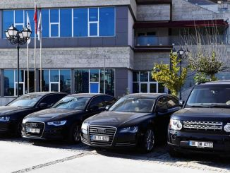 vanzare autoturisme de lux din municipiul metropolitan Ankara