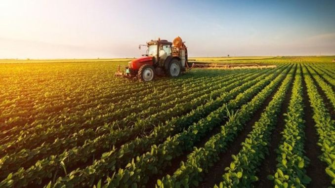 The amount of agricultural support to be made to farmers has been determined