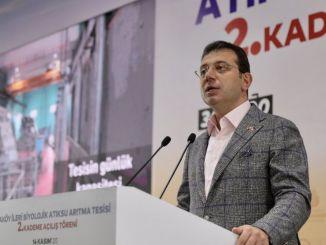 Završni poziv za Istanbul za ekrem imamogl