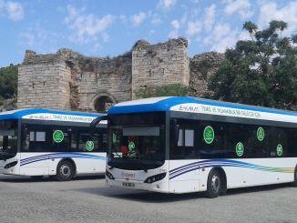 Eshoti butiik on vastu võetud, tulemas on uus buss