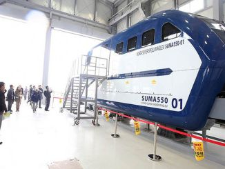 A Test Train Reaches 1000 Km Per Hour In South Korea