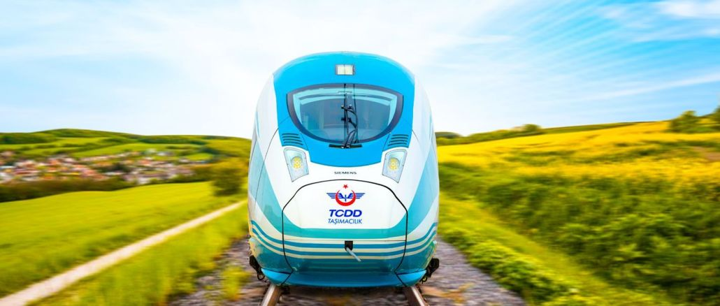 halkali kapikule arasi hizli demiryolu hatti ile saatten saat dakikaya dusecek