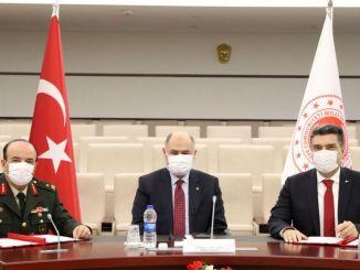 Protokol kerjasama Pardus ditandatangani antara havelsan dan msb