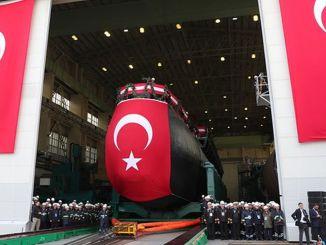 havelsan melengkapi inti dari jenis kapal selam baru