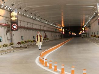 Turkish engineers signed the atal tunnel in india