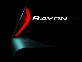 Hyundai toodab uut suv mudeli nime bayon