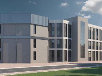 ibb kandilli observatory campus aron maestablisar ang usa ka konstruksyon nga laboratoryo