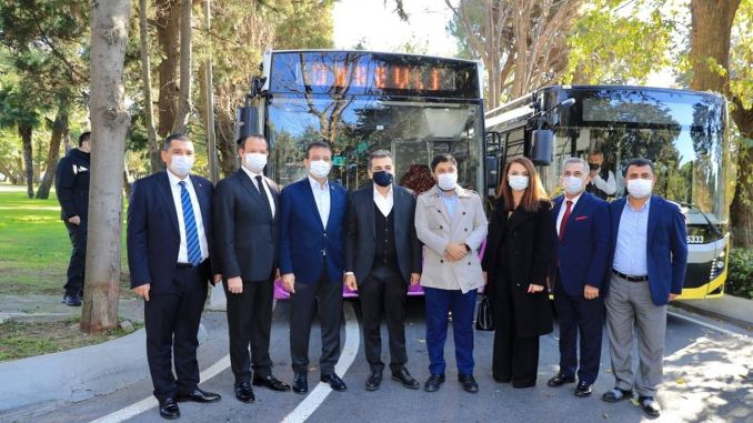 Conversion agreement signed between iett and private public buses