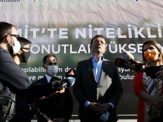 مشروع قناة إمام أوغلو في اسطنبول هو مشروع انتهى
