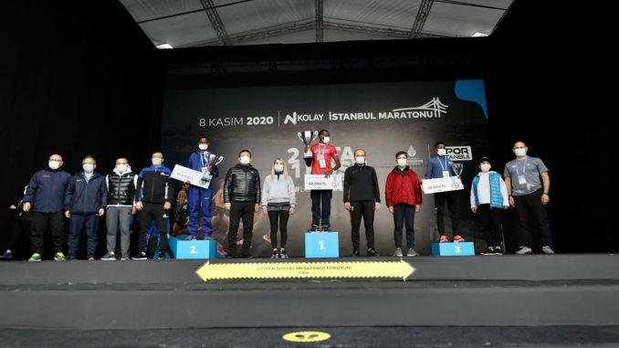 imamoglu marathon is the spark of the Olympic spirit of Istanbul