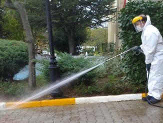 Sveobuhvatno čišćenje domova umirovljenika i centara za njegu starijih osoba u istanbulu