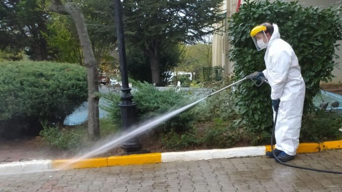 Comprehensive cleaning in nursing homes and elderly care centers in istanbul