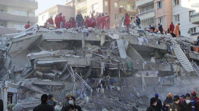 İzmir Seferihisar Earthquake Current Situation 49 Dead, 896 Injured and 850 Aftershocks