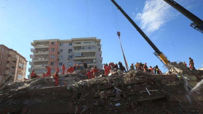 Where to Apply for Building Damage Assessment in Izmir?