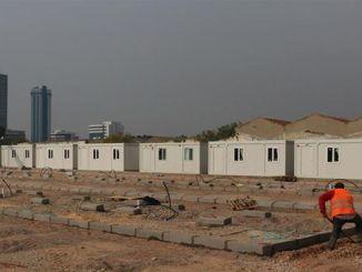 Töö Izmiri ajutises majutuskeskuses läheneb lõpule