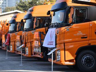 Highways machine park got stronger with new vehicles