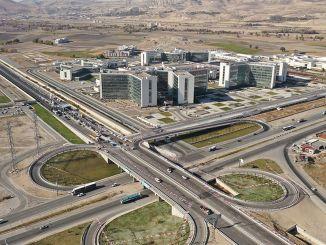 Пут за везу који кошта милион лира у Каисерију отворен је за употребу