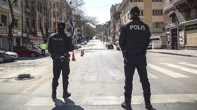 Au fost luate măsuri administrative împotriva a o mie de persoane care nu au respectat ordinul de restricție.
