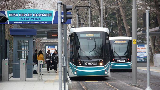 Offentlig transport i Kocaeli er steget, ønsker nye lønninger